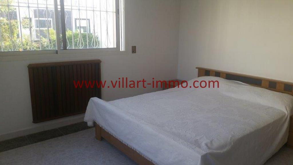 3-A louer Villa meublée-Tanger-Chambre1-LV1105