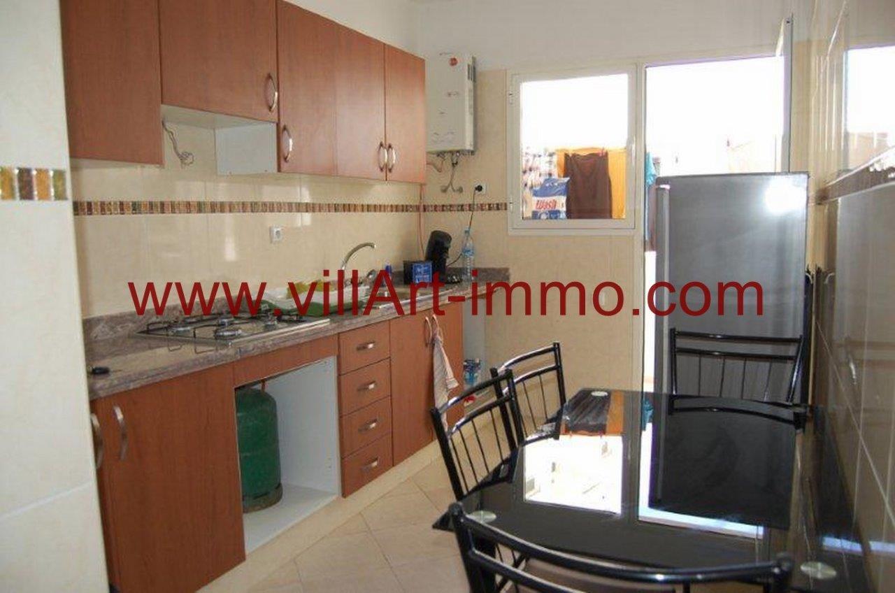 3-Vente-Appartement-Tanger-Branes-Cuisine 2-VA574-Villart Immo