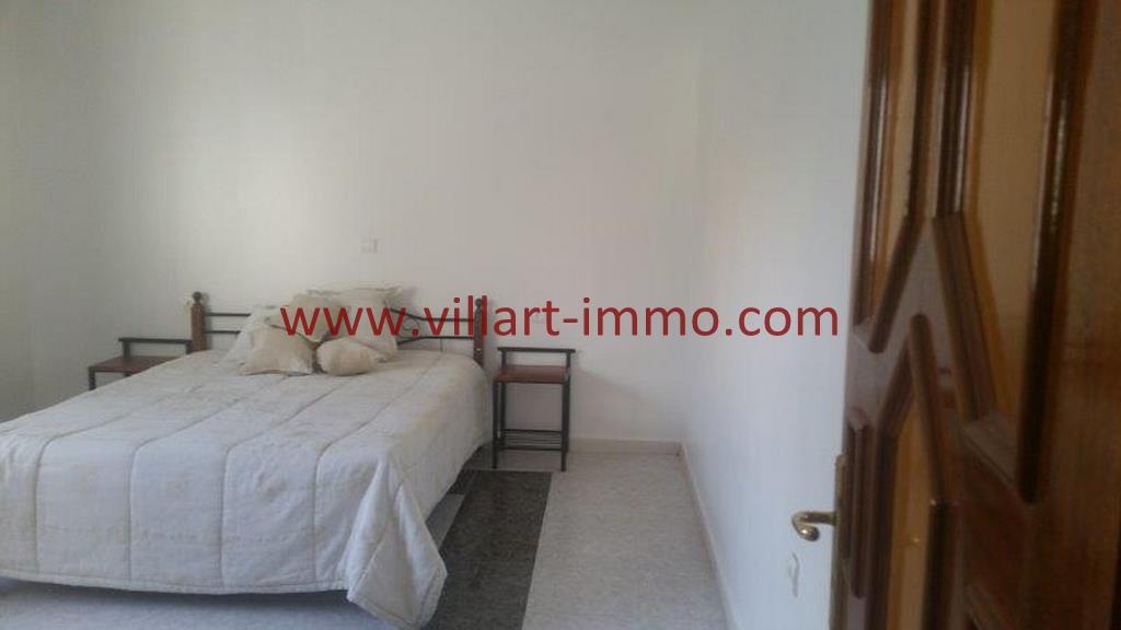 4-A louer Villa meublée-Tanger-Chambre2-LV1105