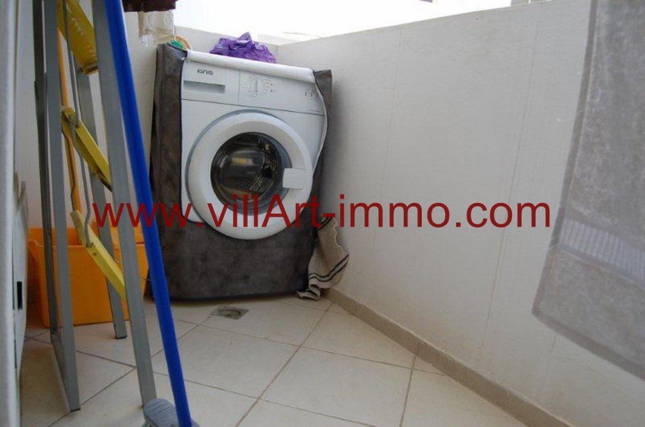 4-Vente-Appartement-Tanger-Branes-Buanderie -VA574-Villart Immo