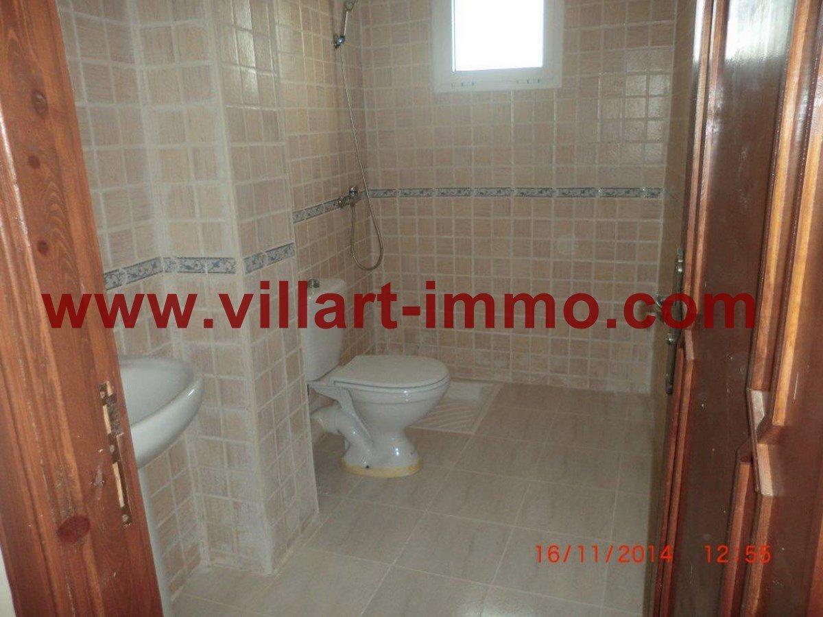 6-Vente-Appartement-Fes-Salle de bain -VA99-Villart Immo