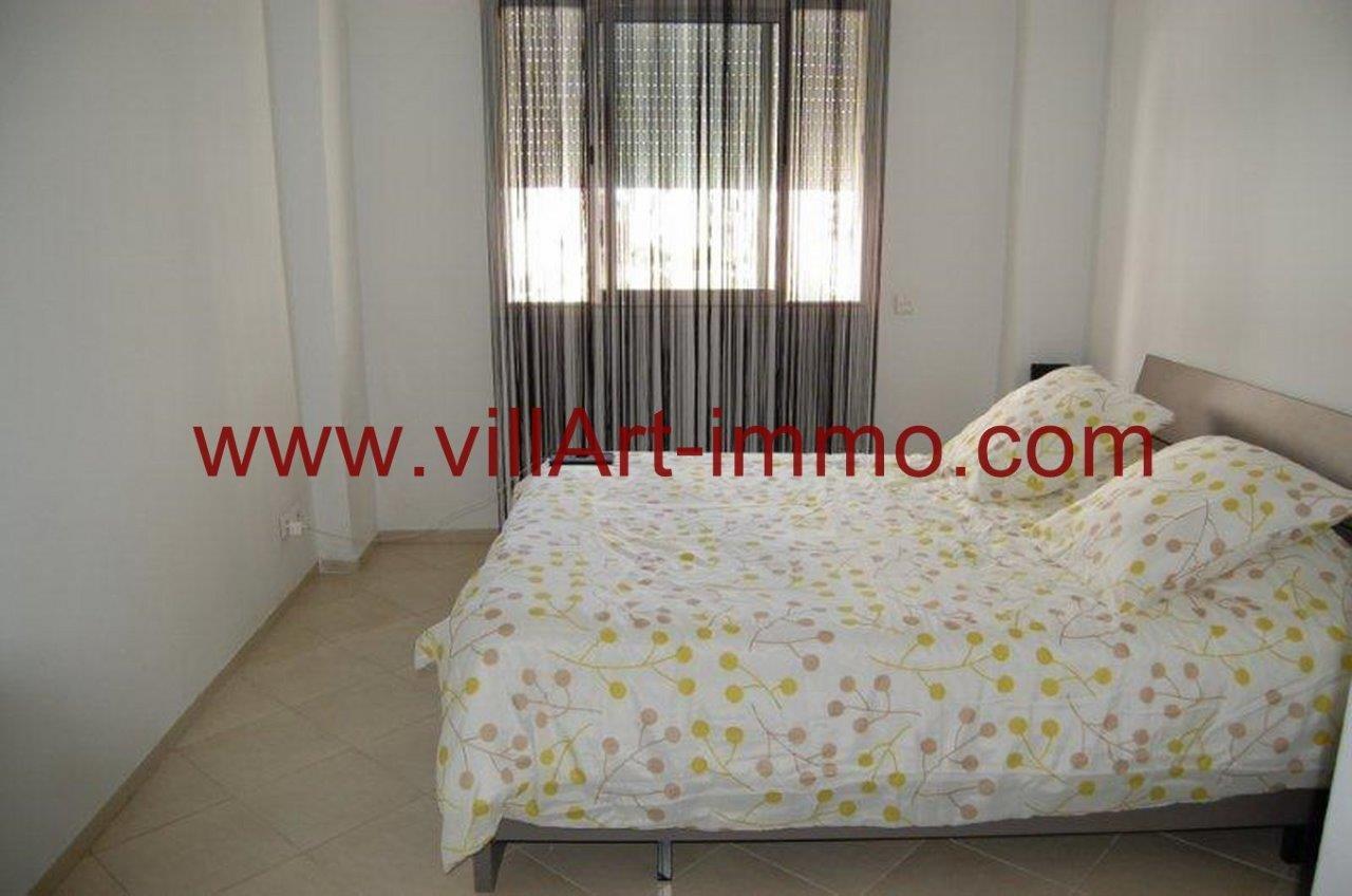 6-Vente-Appartement-Tanger-Branes-chambre à coucher -VA574-Villart Immo