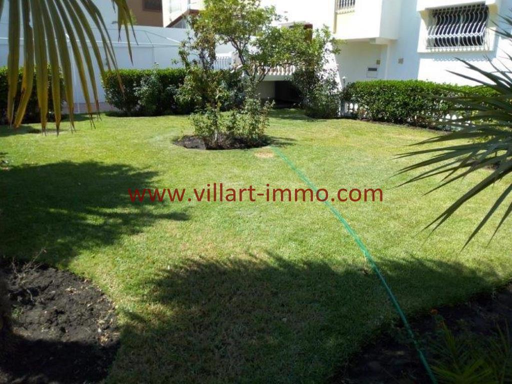 8-A louer Villa meublée-Tanger-Jardin'-LV1105-Villa