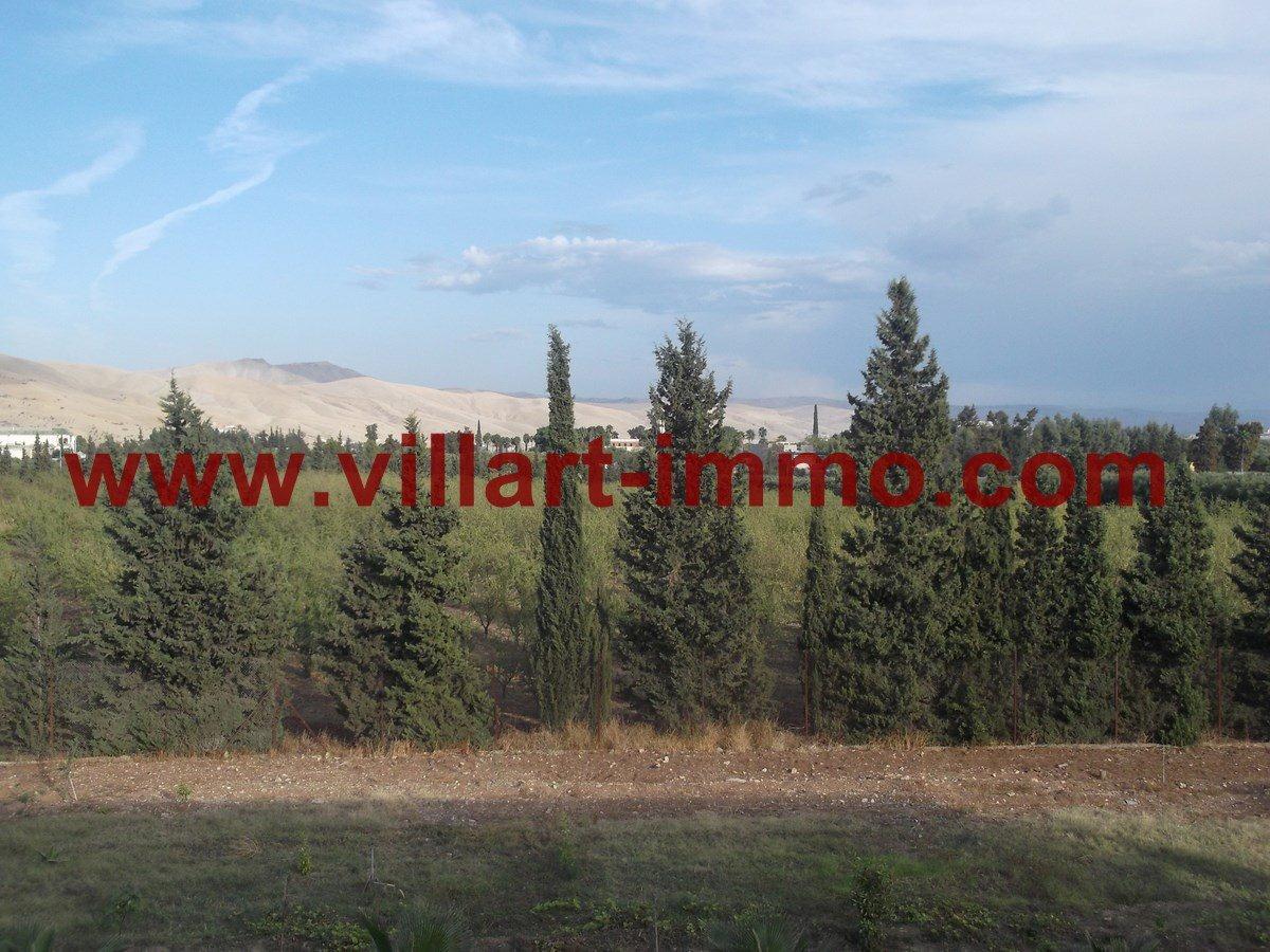 9-Vente-Appartement-Fes-Vue extérieur -VA99-Villart Immo