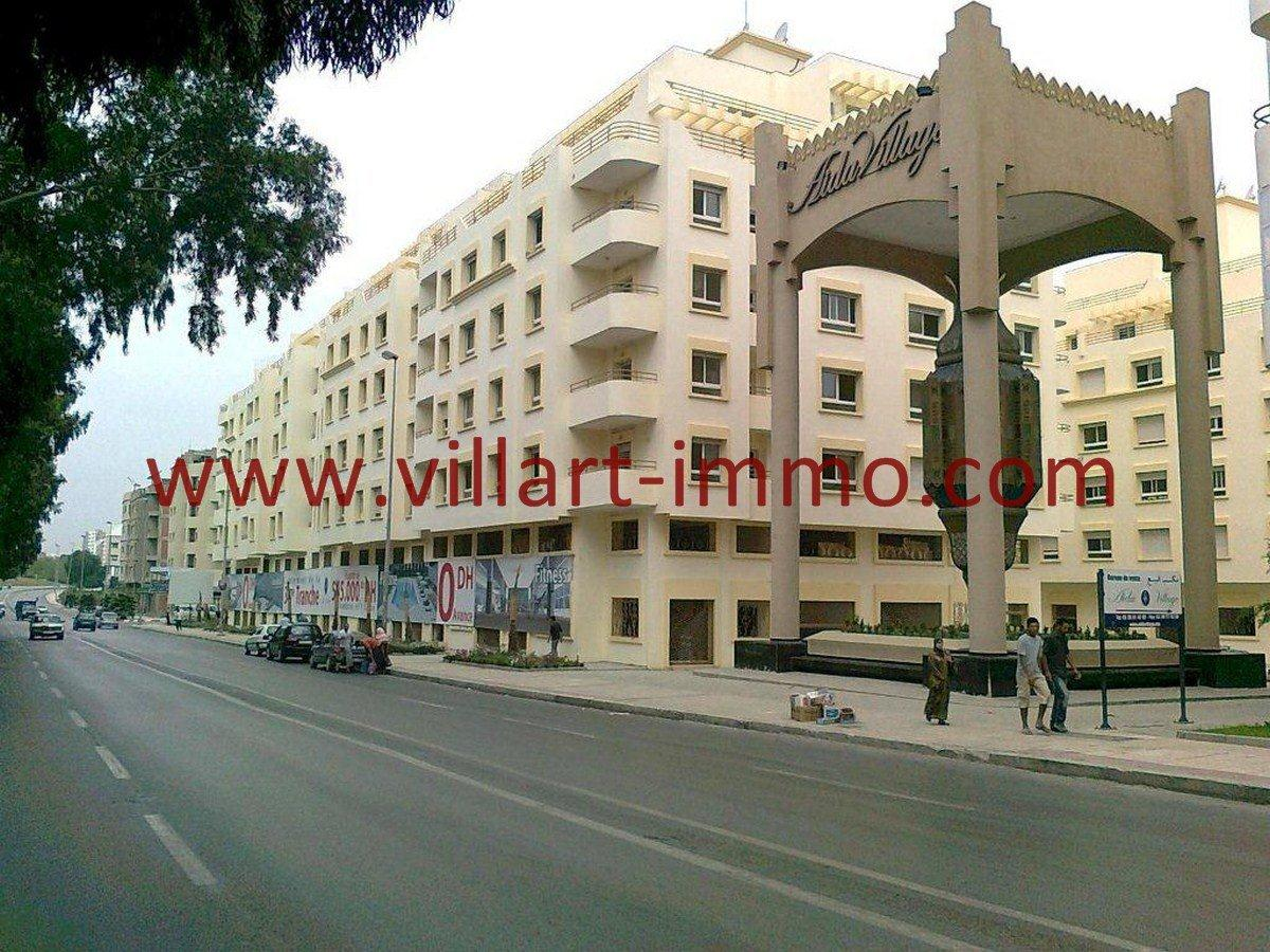 10-Vente-Appartement-Tanger-Val fleuri-VA577-Villart Immo
