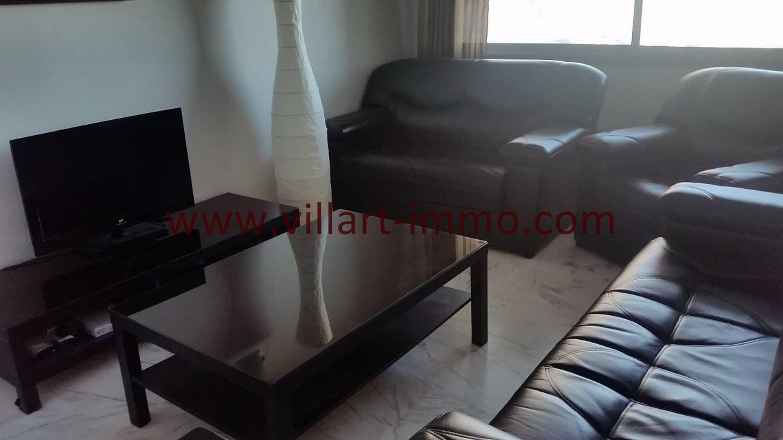 2-Vente-Appartement-Tanger-Centre-De-Ville-Salon 2-VA576-Villart Immo