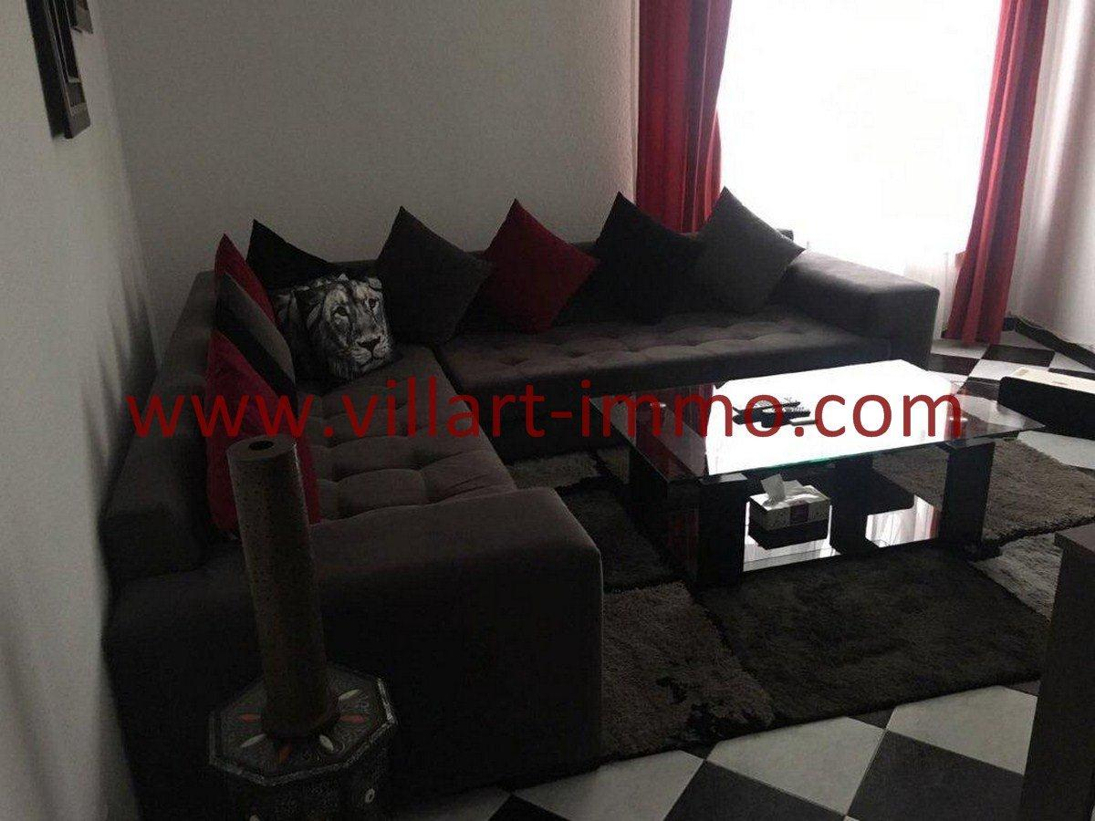 2-Vente-Appartement-Tanger-Salon-VA579-Villart Immo