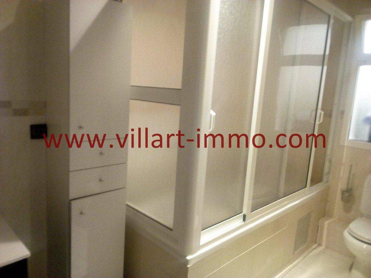3-Vente-Appartement-Tanger-salle de bain-VA577-Villart Immo