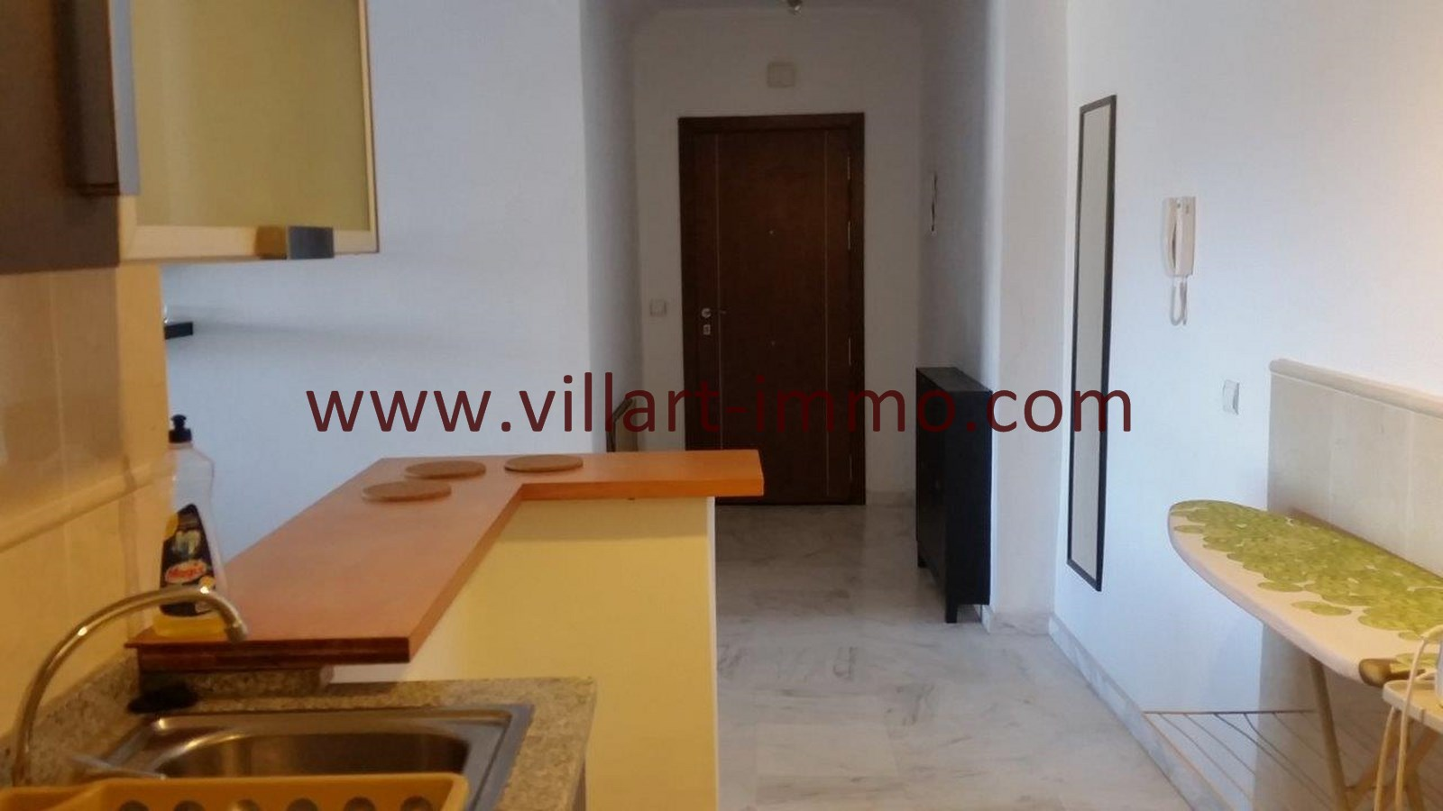 5-Vente-Appartement-Tanger-Centre-De-Ville-Cuisine 1-VA576-Villart Immo (2)