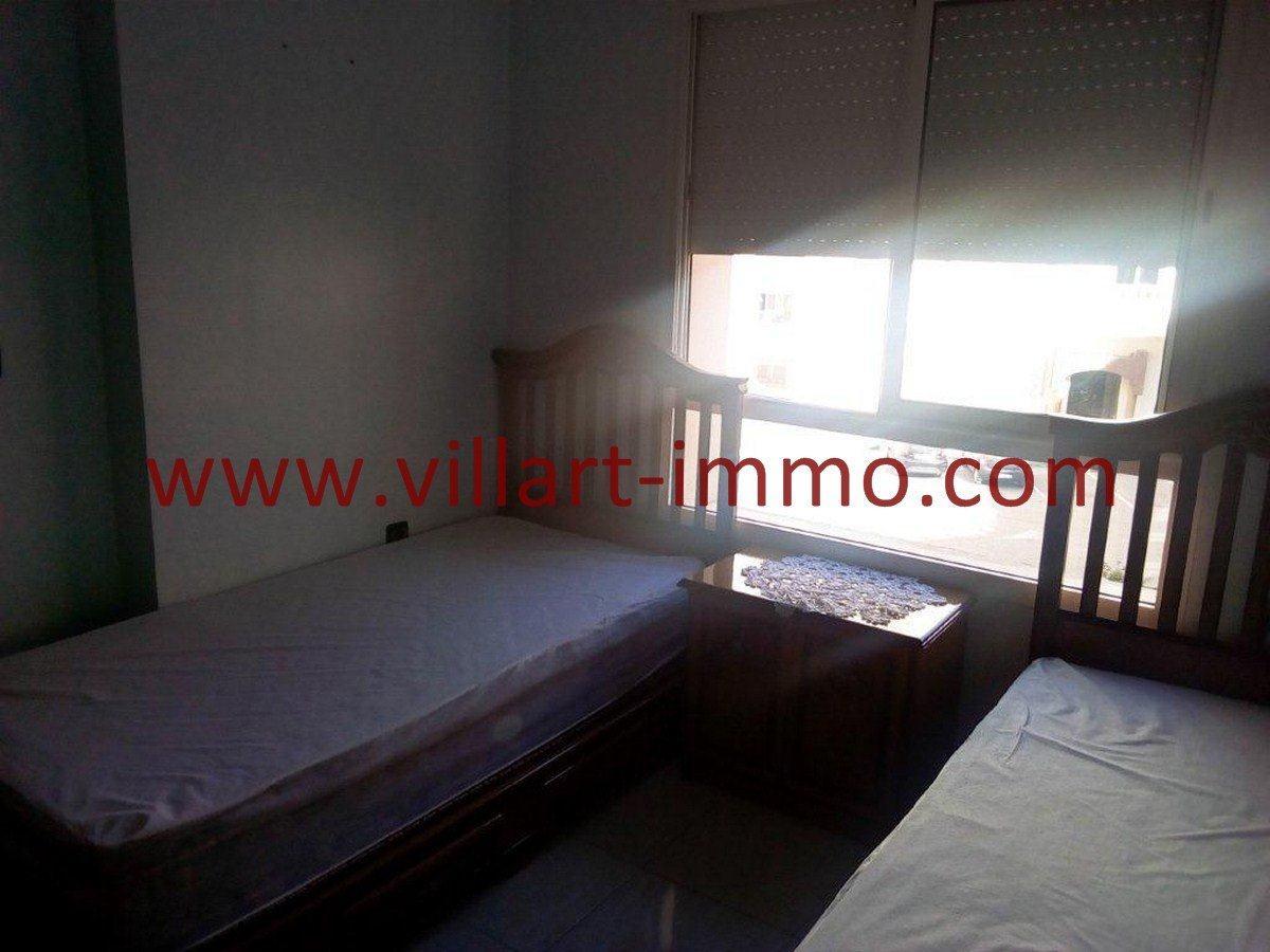 5-Vente-Appartement-Tanger-Val fleuri-Chambre à coucher 2-VA577-Villart Immo