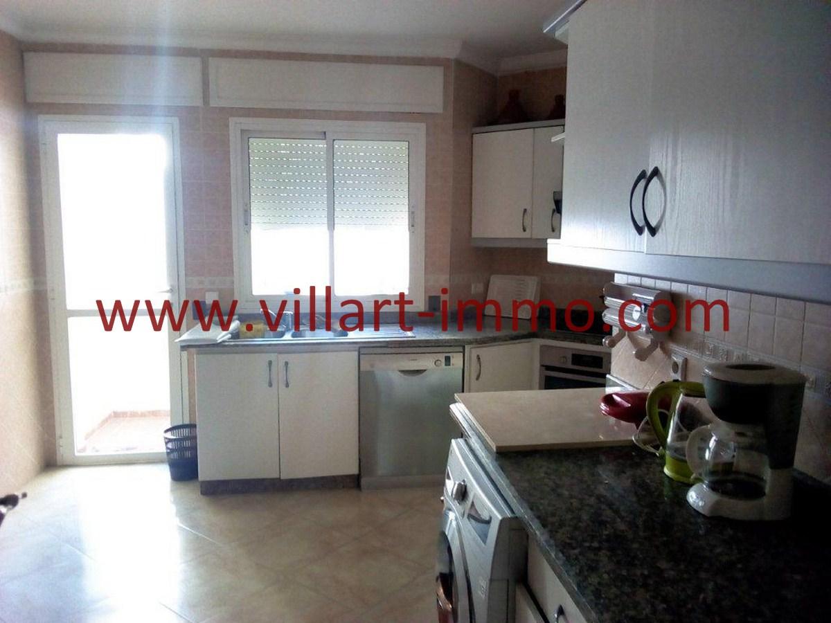 6-Vente-Appartement-Tanger-Centre-Cuisine 1-VA578-Villart Immo