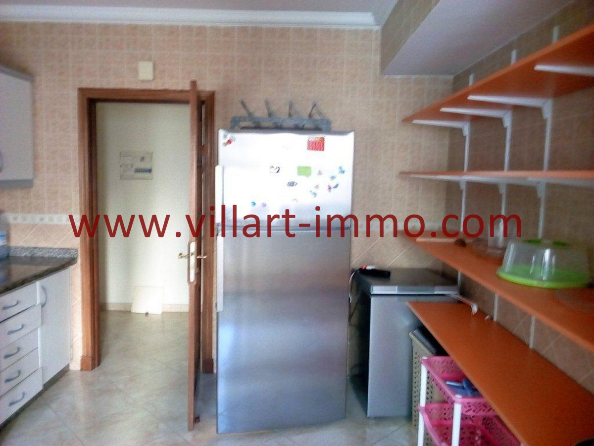7-Vente-Appartement-Tanger-Centre-Cuisine 1-VA578-Villart Immo