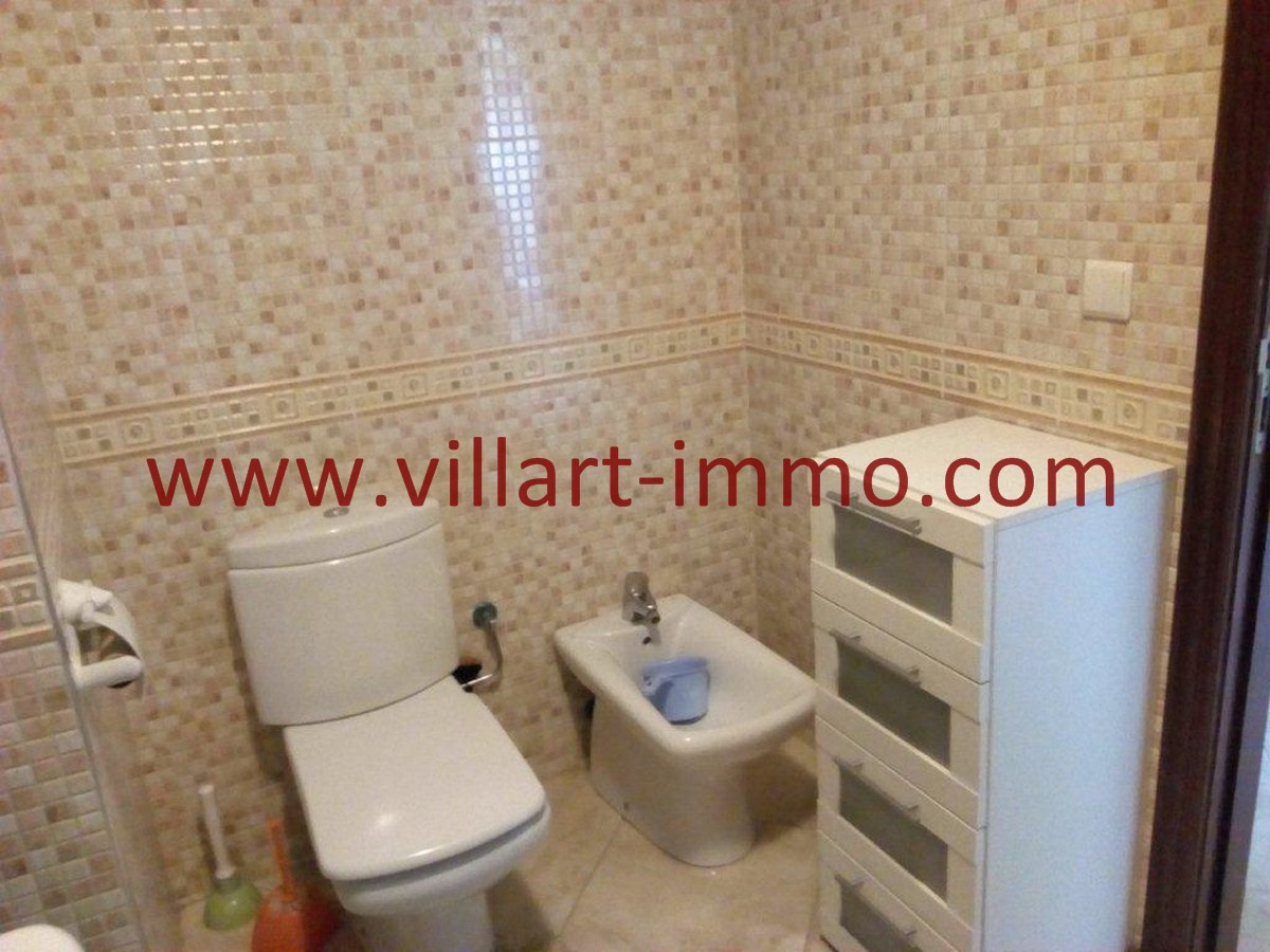 7-Vente-Appartement-Tanger-Centre-Toilette de service 1-VA578-Villart Immo
