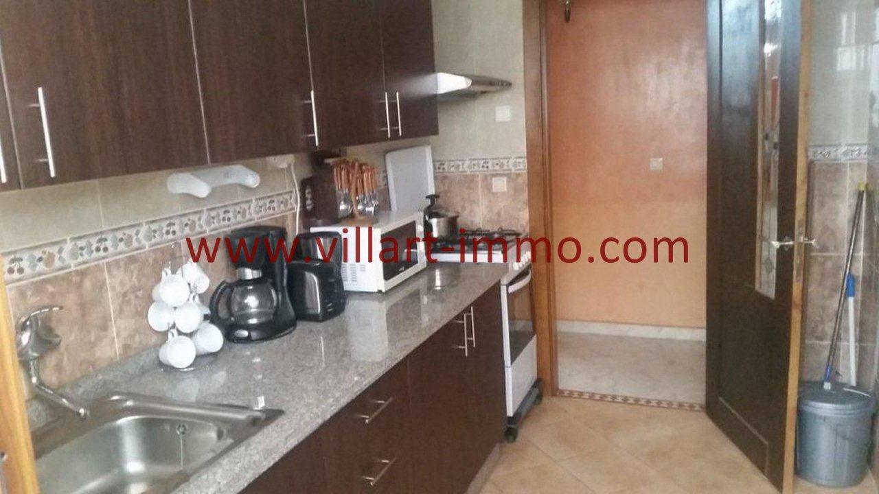 7-Vente-Appartement-Tanger-Cuisine -VA582-Villart Immo