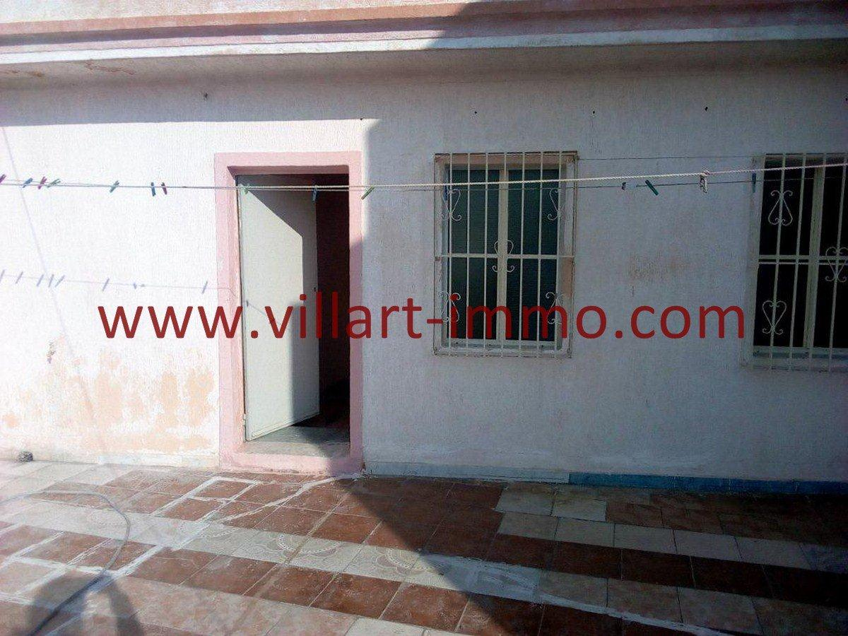 7-Vente-Appartement-Tanger-Salle de bain -VA581-Villart Immo