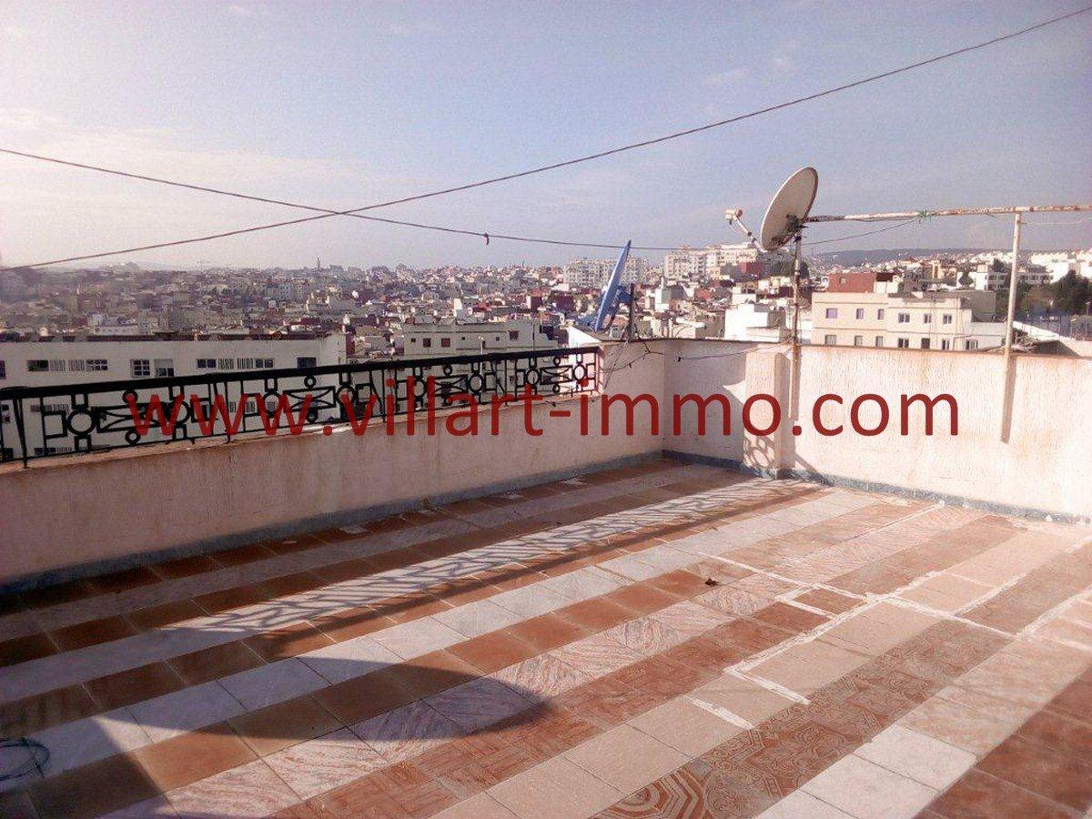 8-Vente-Appartement-Tanger-Terrasse -VA581-Villart Immo