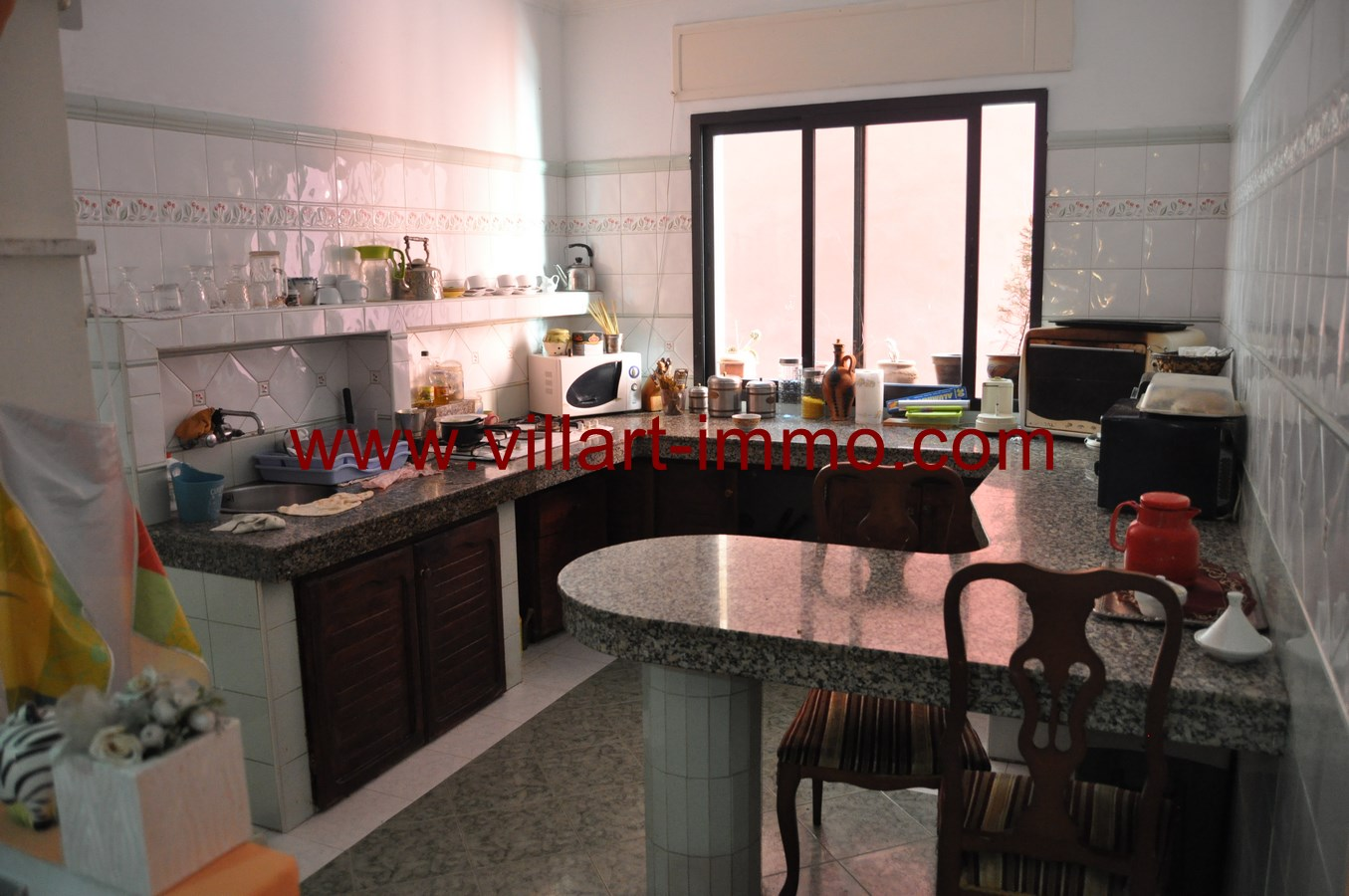 13 A Vendre Tanger Maroc Appartement Centre Ville Cuisine Va422