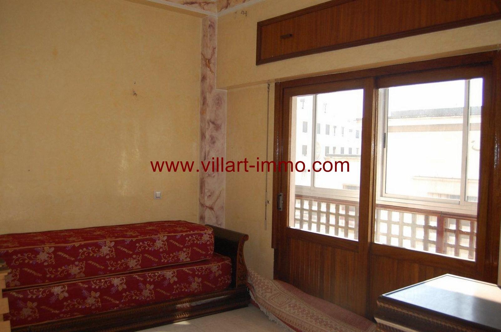 2-vente-appartement-Tanger-centre ville-salon 2-VA365-Villart Immo