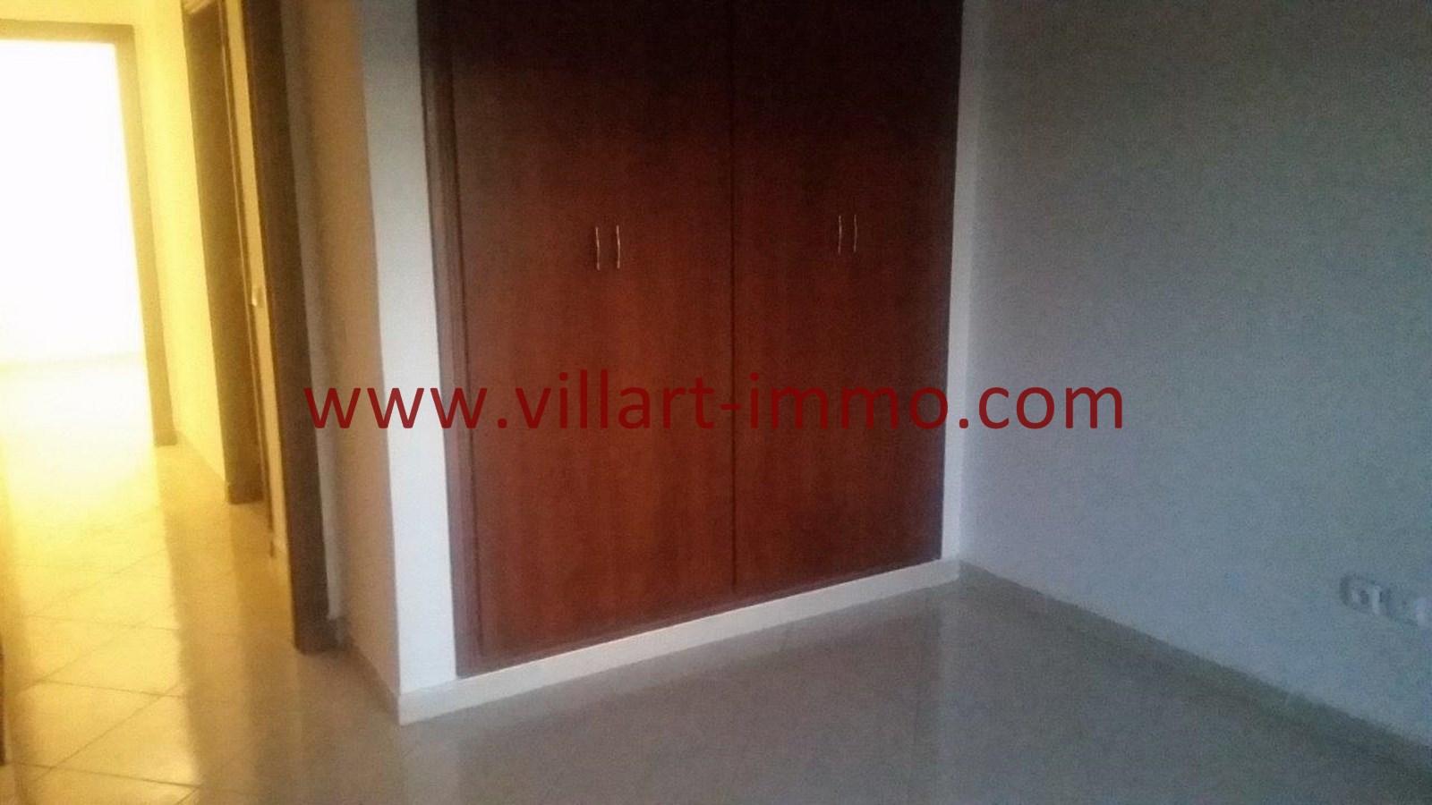 6-Location-Appartement-Non meublé-Tanger-Chambre'-L913-Villart immo