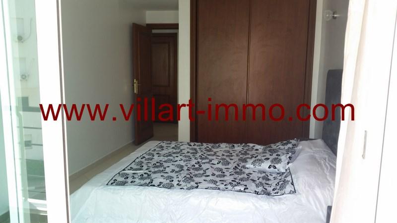 8-Location-Appartement-Meublé-Tanger-Malabata-Chambre 1-L915-Villart immo