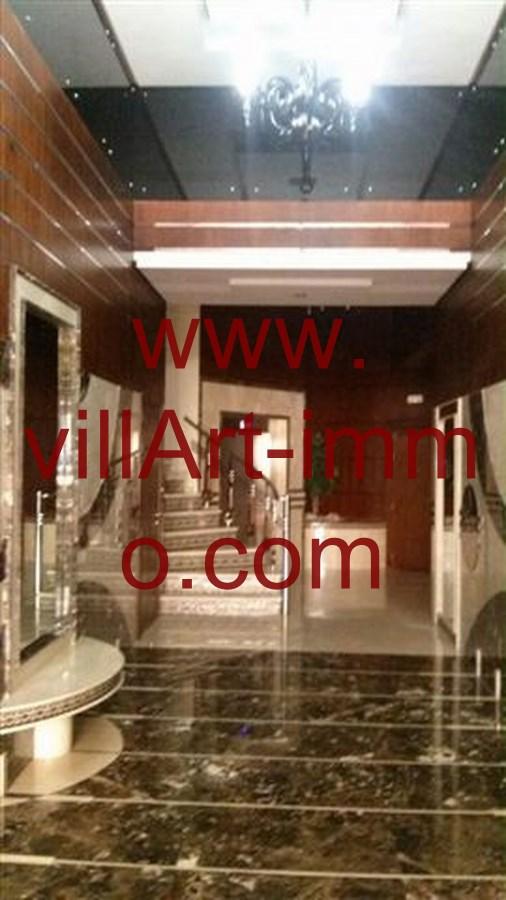 1-Location-Appartement-Non meublé-Tanger-Entrée-L706-Villart immo