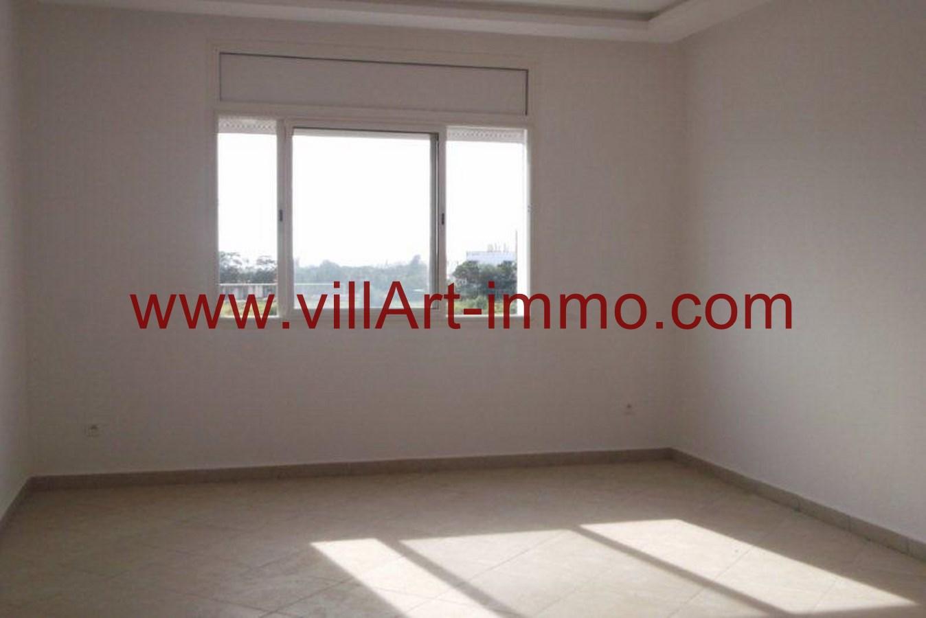 1-Location-Appartement-Non meublé-Tanger-Salon-L736-Villart immo