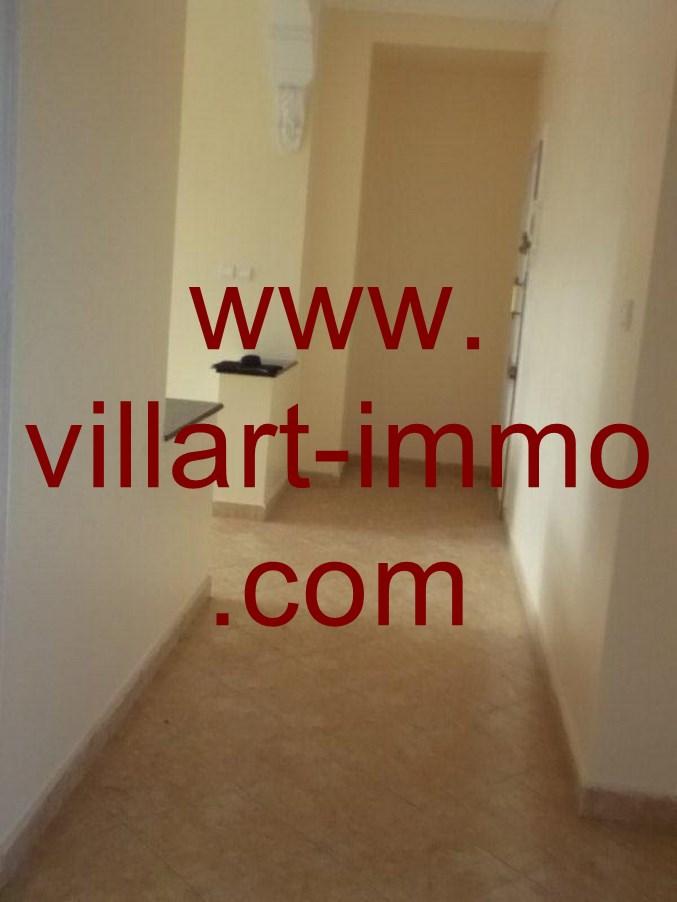 1-Location-Appartement-non meublé-Tanger-entrée-L616-Villart-immo