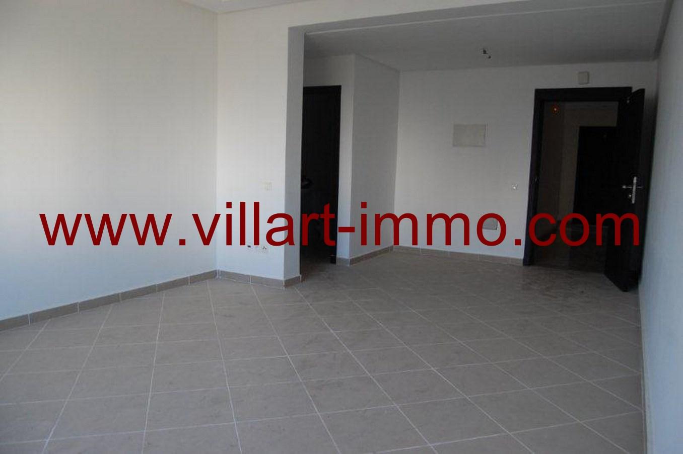1-Location-Tanger-Appartement-Non meublé-L598-Entrée