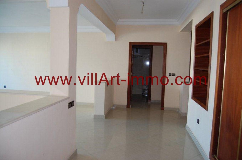1-Location-appartement-Non meublé-Tanger-Entrée-L763-villart-immo