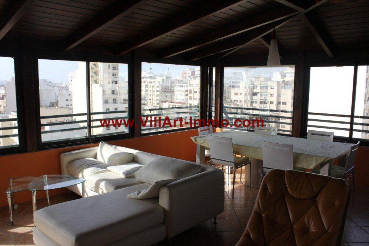 2-Vente-Appartement-Tanger-Centre-Ville-Terrasse 2-VA277-Villart Immo