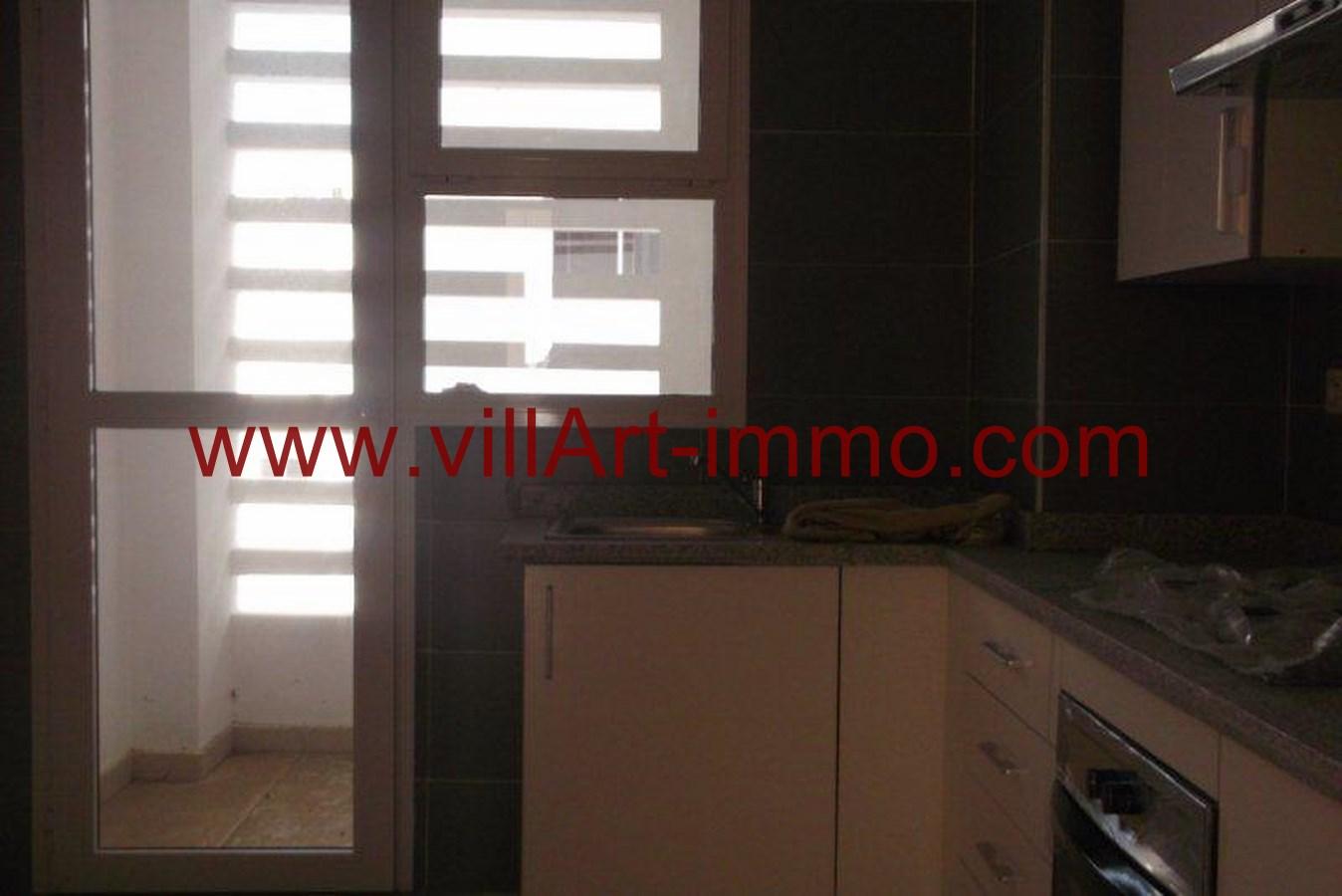 3-Location-Appartement-Non meublé-Tanger-Cuisine-L736-Villart immo