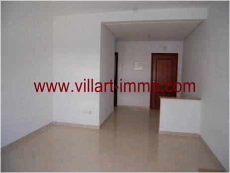3-Location-Appartement-Non meublé-Tanger-Salon 2-L752-Villart immo