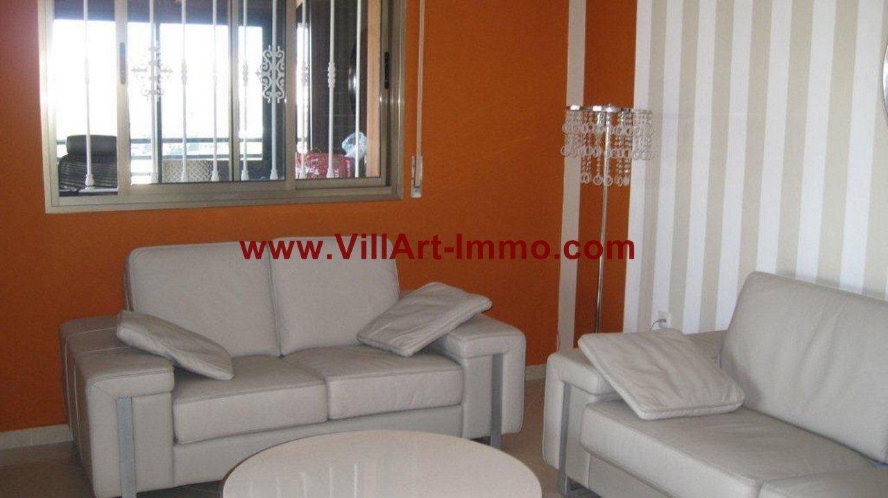 3-Vente-Appartement-Tanger-Centre-Ville-Salon 1-VA277-Villart Immo