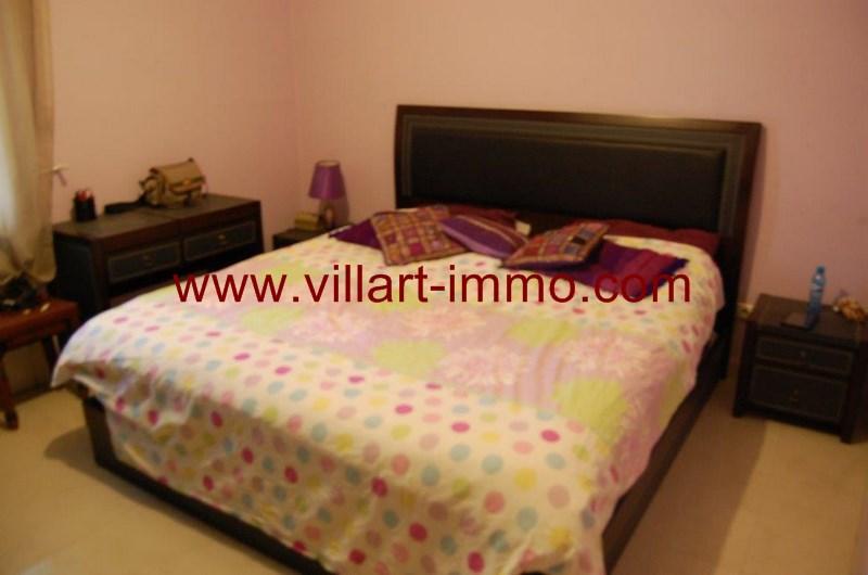3-location-Appartement-Non Meublé-Tanger-Nejma-chambre 1-L1022-Villart Immo-Maroc