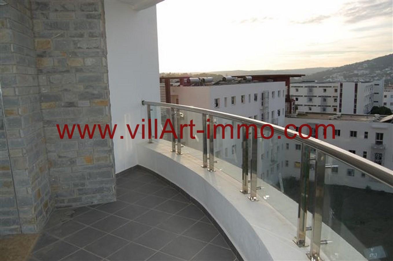 4-Location-Appartement-Non meublé-Tanger-Terrasse-L746-Villart immo