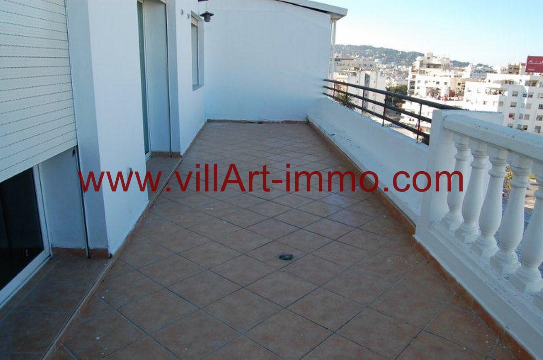 4-Location-Appartement-Non meublé-Tanger-Terrasse-L763-Villart-immo