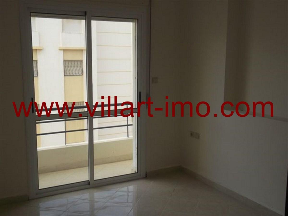 4-Location-Tanger-Appartement-Non meublé-L531-Chambre