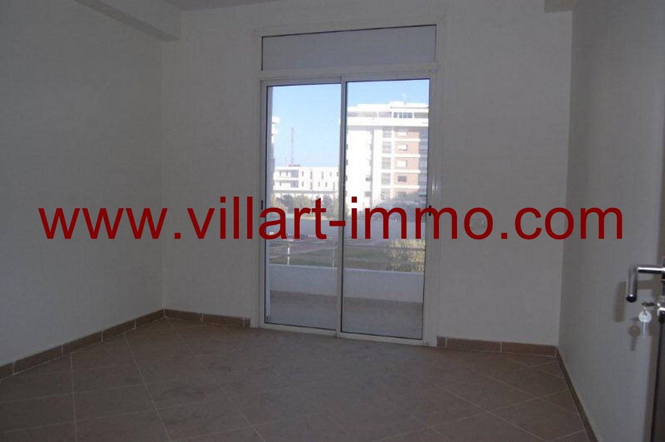4-Location-Tanger-Appartement-Non meublé-L598-Chambre