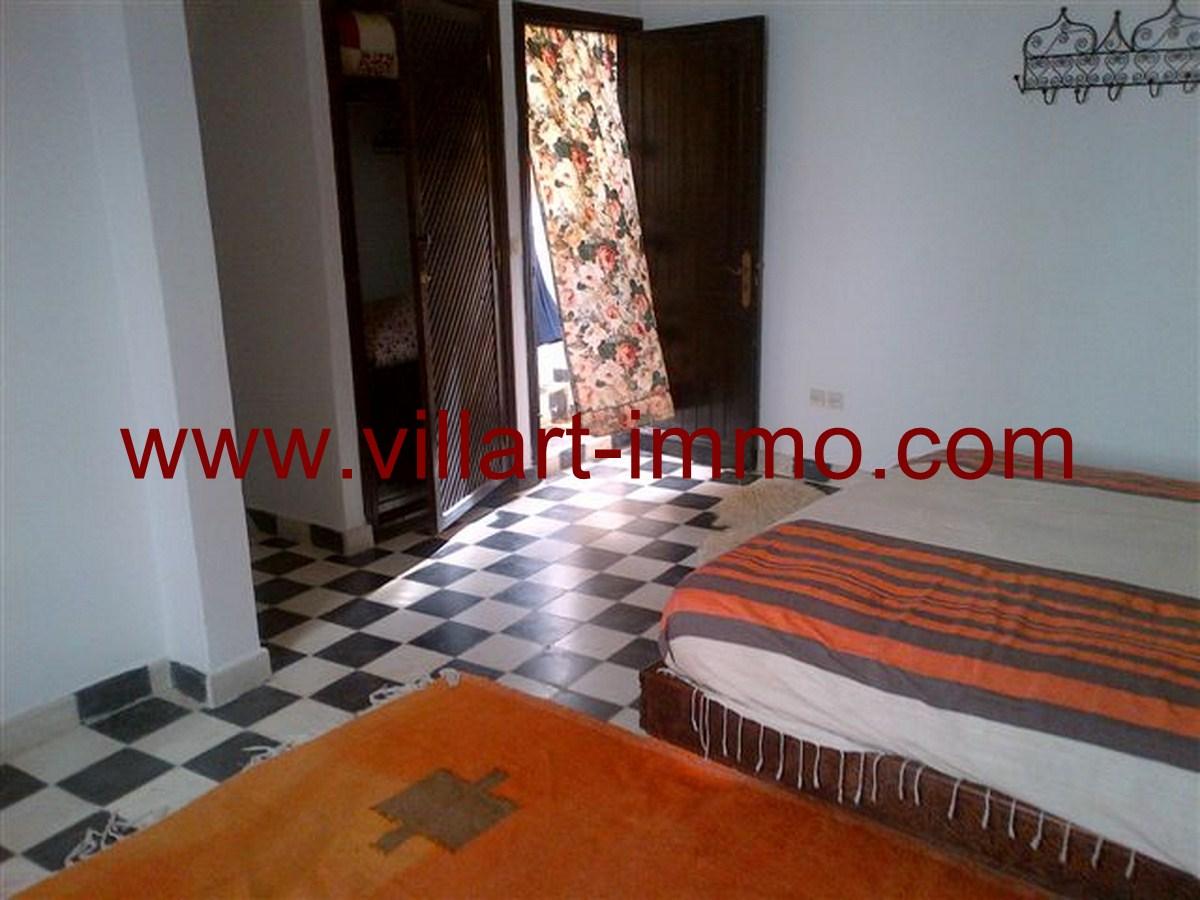 4-Location-Tanger-Maison-Kasbah-L322-Chambre principale 2