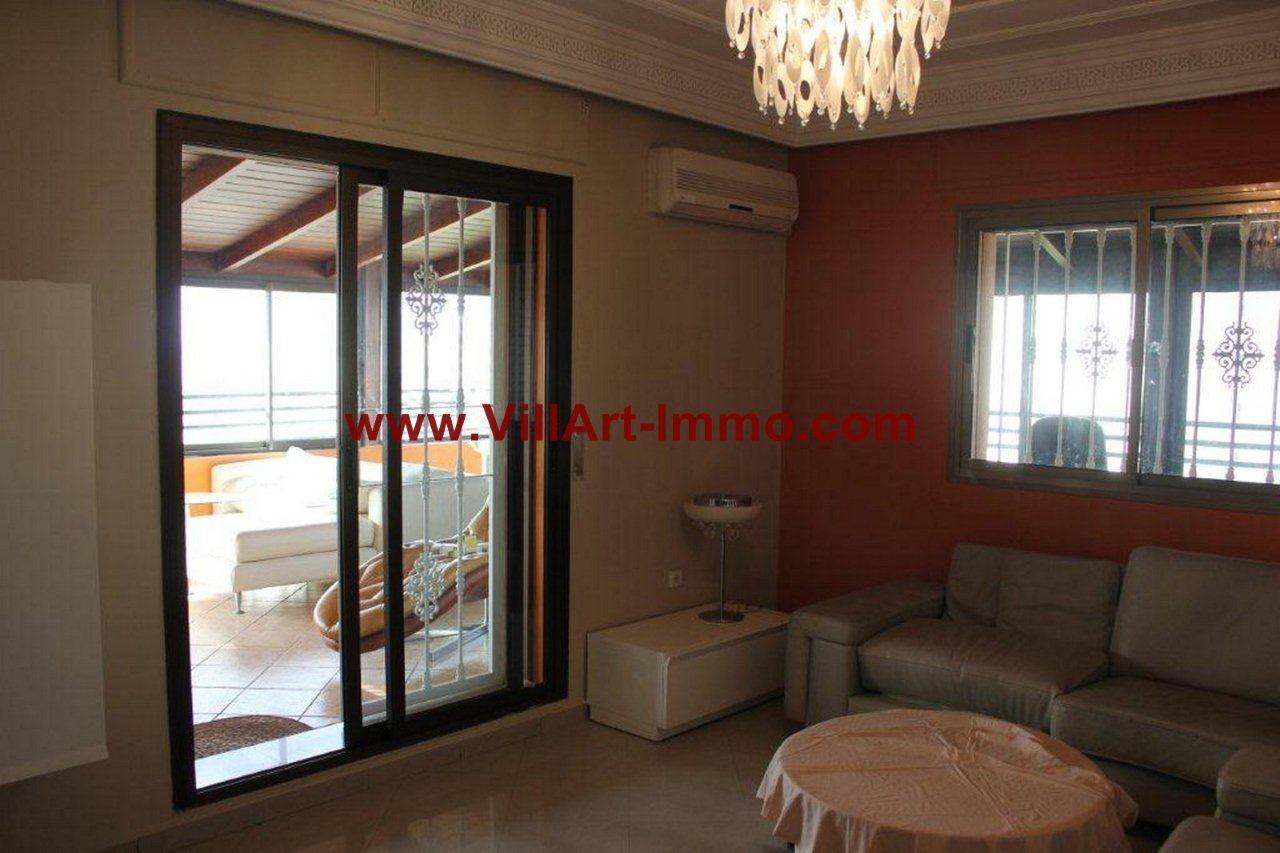4-Vente-Appartement-Tanger-Centre-Ville-Salon 2-VA277-Villart Immo