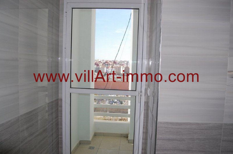 5-Location-Appartement-Non meublé-Tanger-Buanderie-L733-Villart immo