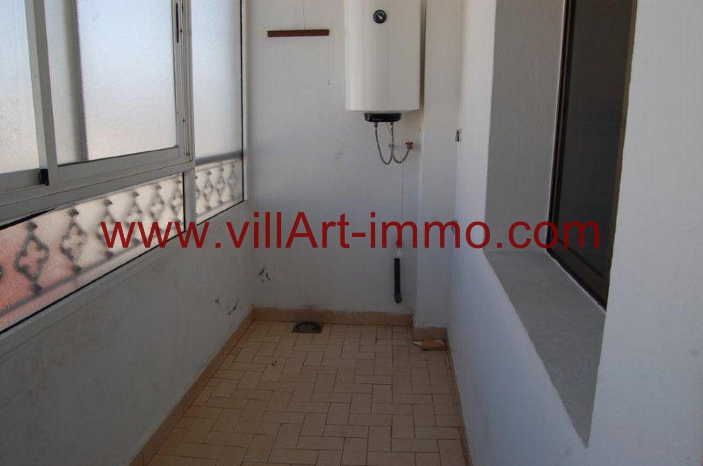 5-Location-Appartement-Non meublé-Tanger-Buanderie-L734-Villart immo
