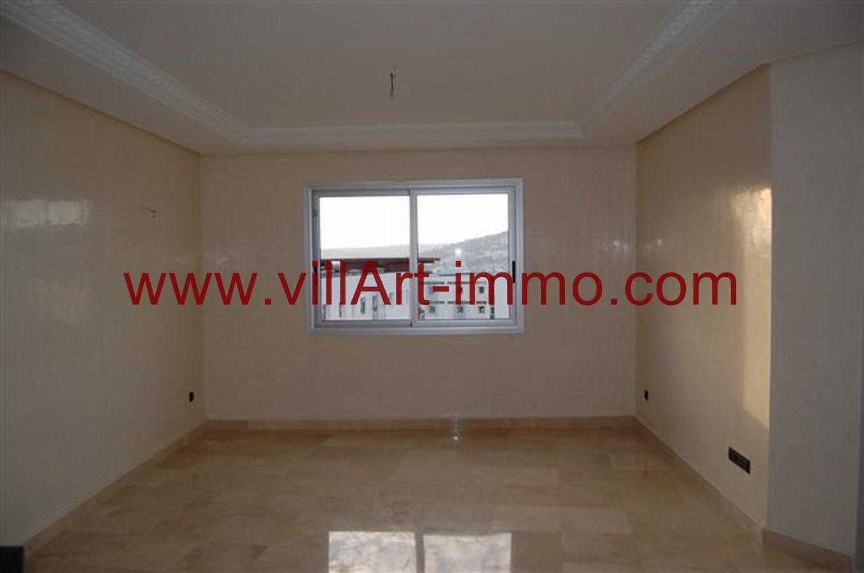 5-Location-Appartement-Non meublé-Tanger-Chambre 1 -L746-Villart immo