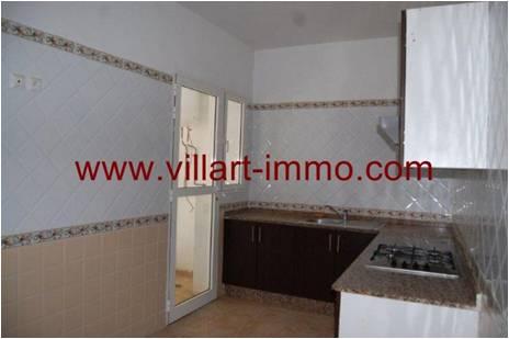 5-Location-Appartement-Non meublé-Tanger-Cuisine-L752-Villart immo