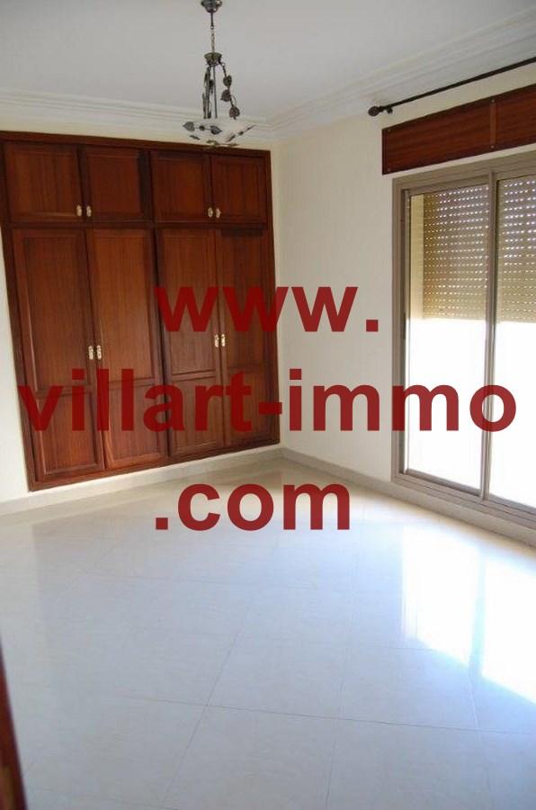 6-Location-Appartement-Non meublé-Tanger-Chambre 1-L716-Villart immo