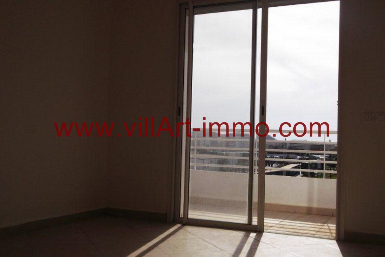 6-Location-Appartement-Non meublé-Tanger-Chambre 2-L736-Villart immo