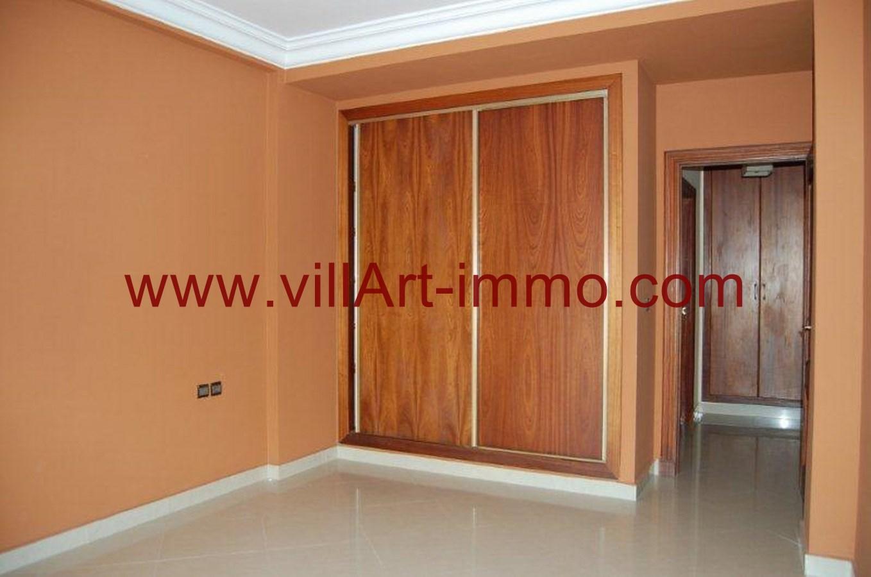 7-Location-Appartement-Non meublé-Tanger-Chambre 2-L763-Villart-immo