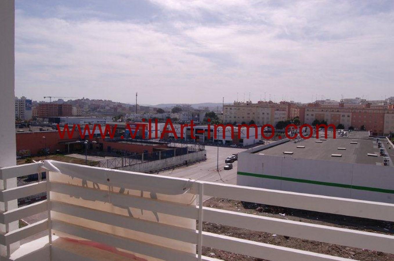 8-Location-Appartement-Non meublé-Tanger-Balcon-L733-Villart immo