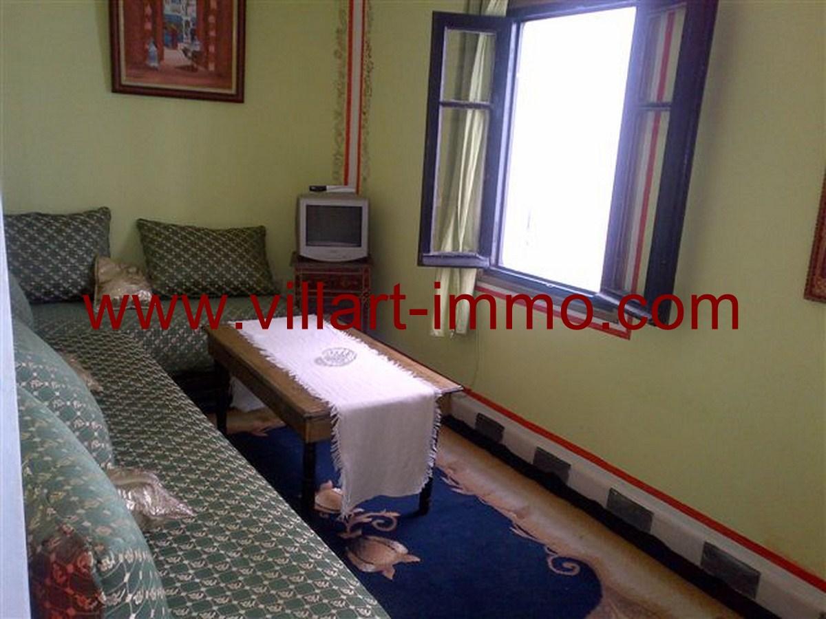 8-Location-Tanger-Maison-Kasbah-L322-Salon 1