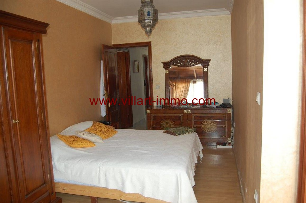 9-Location-Appartement-Meublé-Nejma-chambre 1-L1009-Agence-Villart-Immo-Tanger